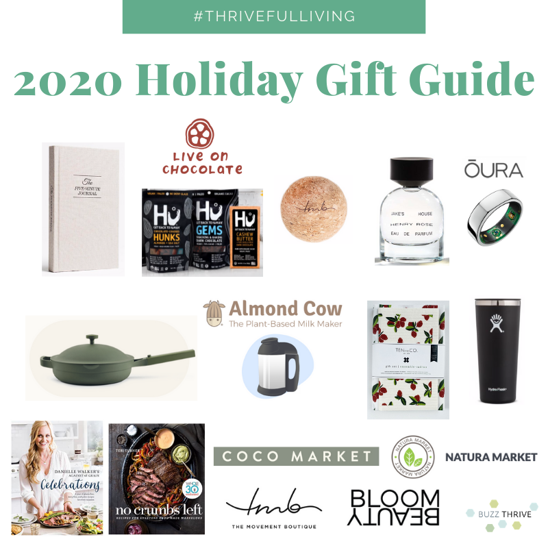 2020 wellness-inspired gift guide for your loved ones